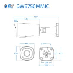 6750MMIC dimensions